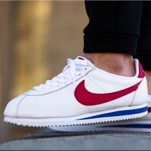Nike Classic Cortez Leather Forrest Gump sneakers